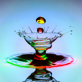 Cocktail by Aditya Permana - Abstract Water Drops & Splashes ( , color, colors, landscape, portrait, object, filter forge, fall, colorful, nature )
