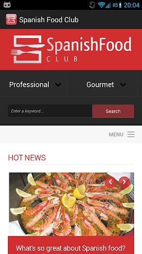 Spanish Food Club