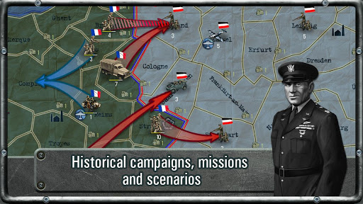 【免費策略App】Strategy & Tactics: WW II-APP點子