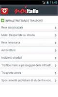 Screenshot of Noi Italia