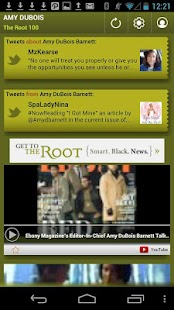 Amy Dubois Barnett: The Root - screenshot thumbnail