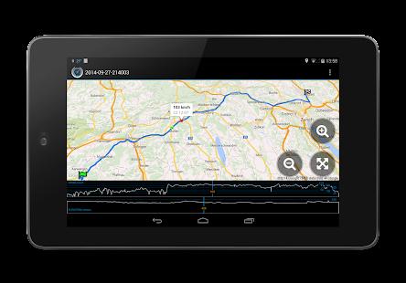 Ulysse Speedometer Screenshot 14