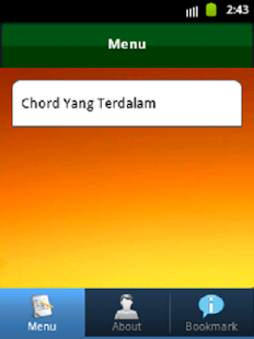 Chord Yang Terdalam Peterpan - Android Apps on Google Play