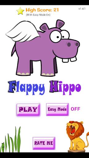 Flappy Hippo
