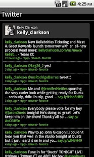Kelly Clarkson Fan App - screenshot thumbnail