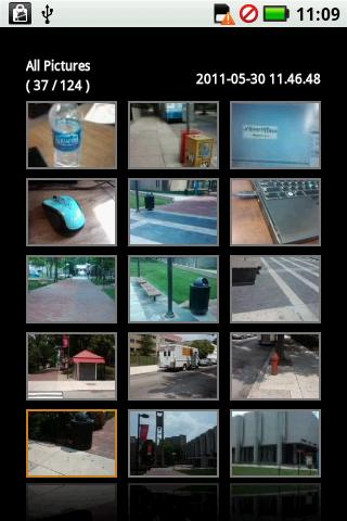 PhotoTagger - screenshot