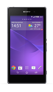 Vodafone Meteo- screenshot thumbnail