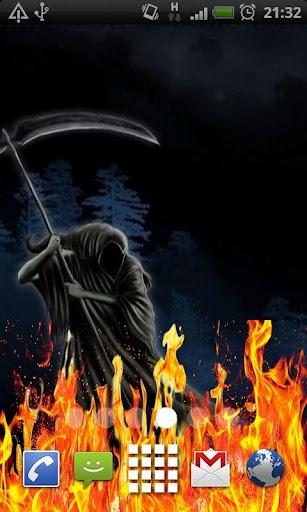 Dark Grim Reaper LWP