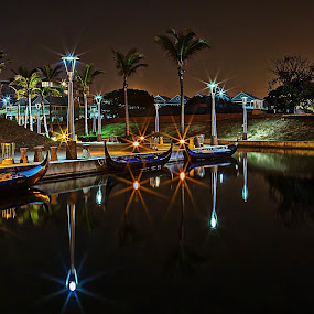 Sleepy Canal by Marc Anderson - Landscapes Waterscapes ( ushaka, rocher photography, durban, south africa, marc anderson,  )