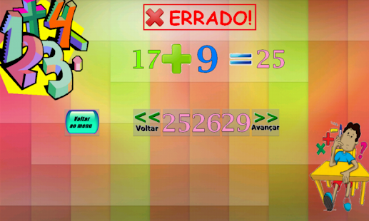 Matemática Divertida- screenshot thumbnail