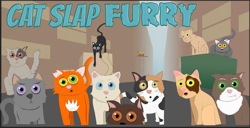 Cat Slap Furry