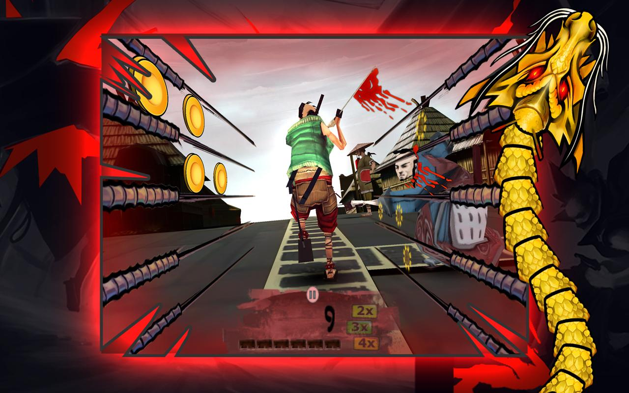 Music Samurai - Adventure - screenshot