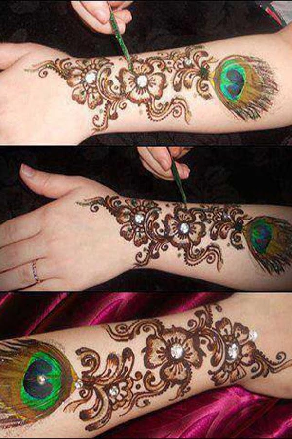 Bridal Hina Mehndi Design(NEW) - screenshot