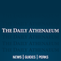 The Daily Athenaeum's Guide logo