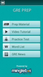 GRE Prep - screenshot thumbnail