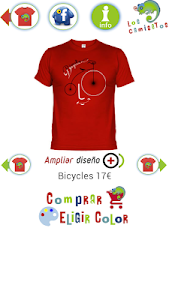 Camisetas Los Camisetos screenshot 3