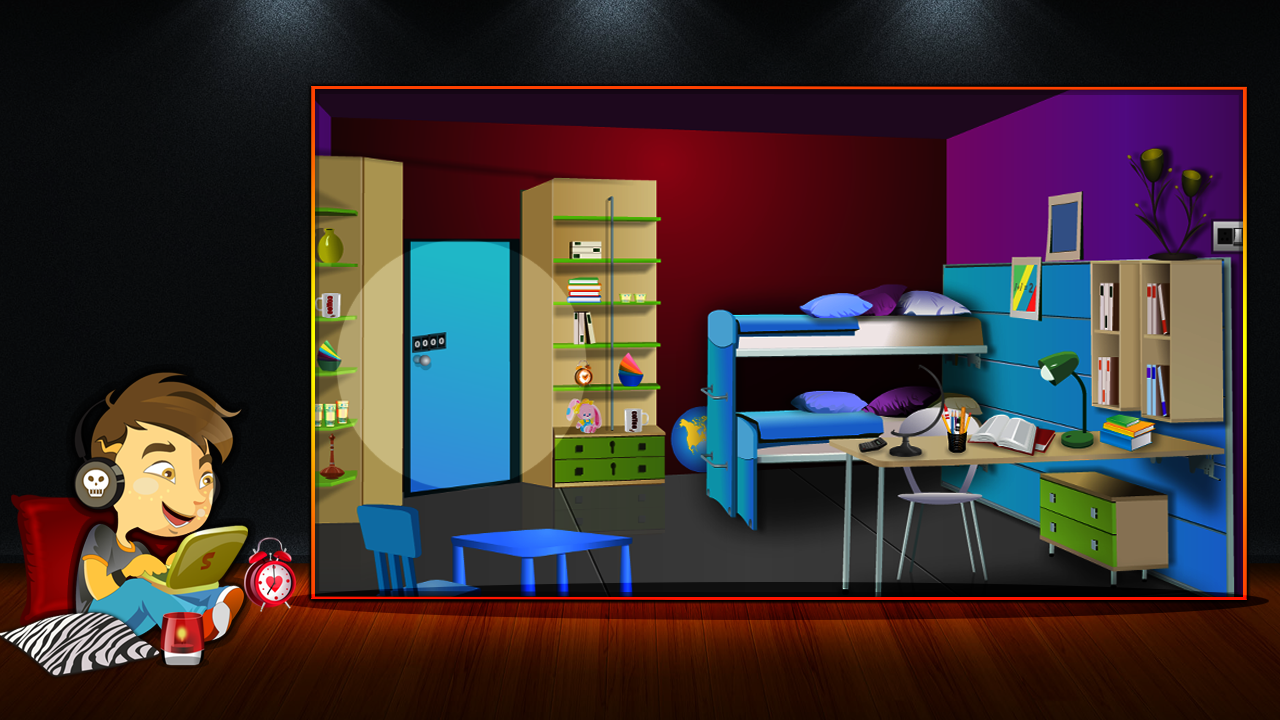 Junior Room Escape- screenshot