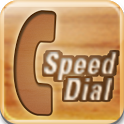 Speed Dial Wood Widget AD icon