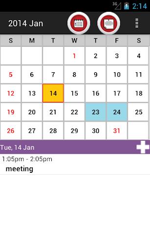 UK Event Calendar 2014