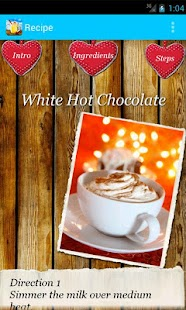 Christmas Recipes; Hot Drinks - screenshot thumbnail