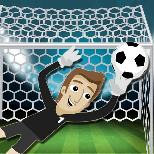 足球遊戲 LOGO-APP點子