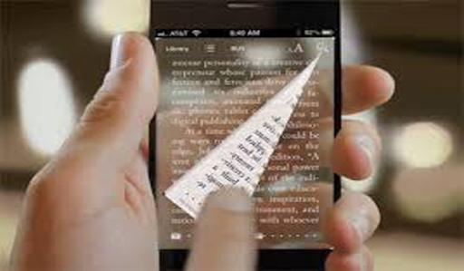 Clear Screen Phone