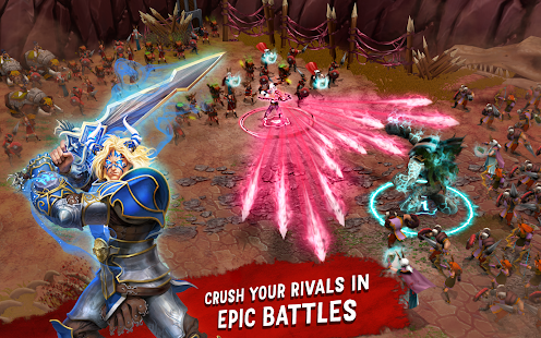 Battle of Heroes APK for Ubuntu