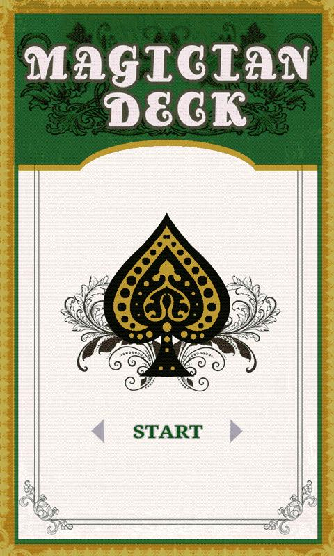 Magician Deck- screenshot