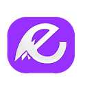 EvolveSMS Pitched Purple icon