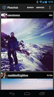 Screenshot of PhotoHub Social Gallery Free