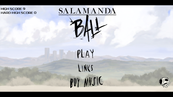 Salamanda Ball- screenshot thumbnail