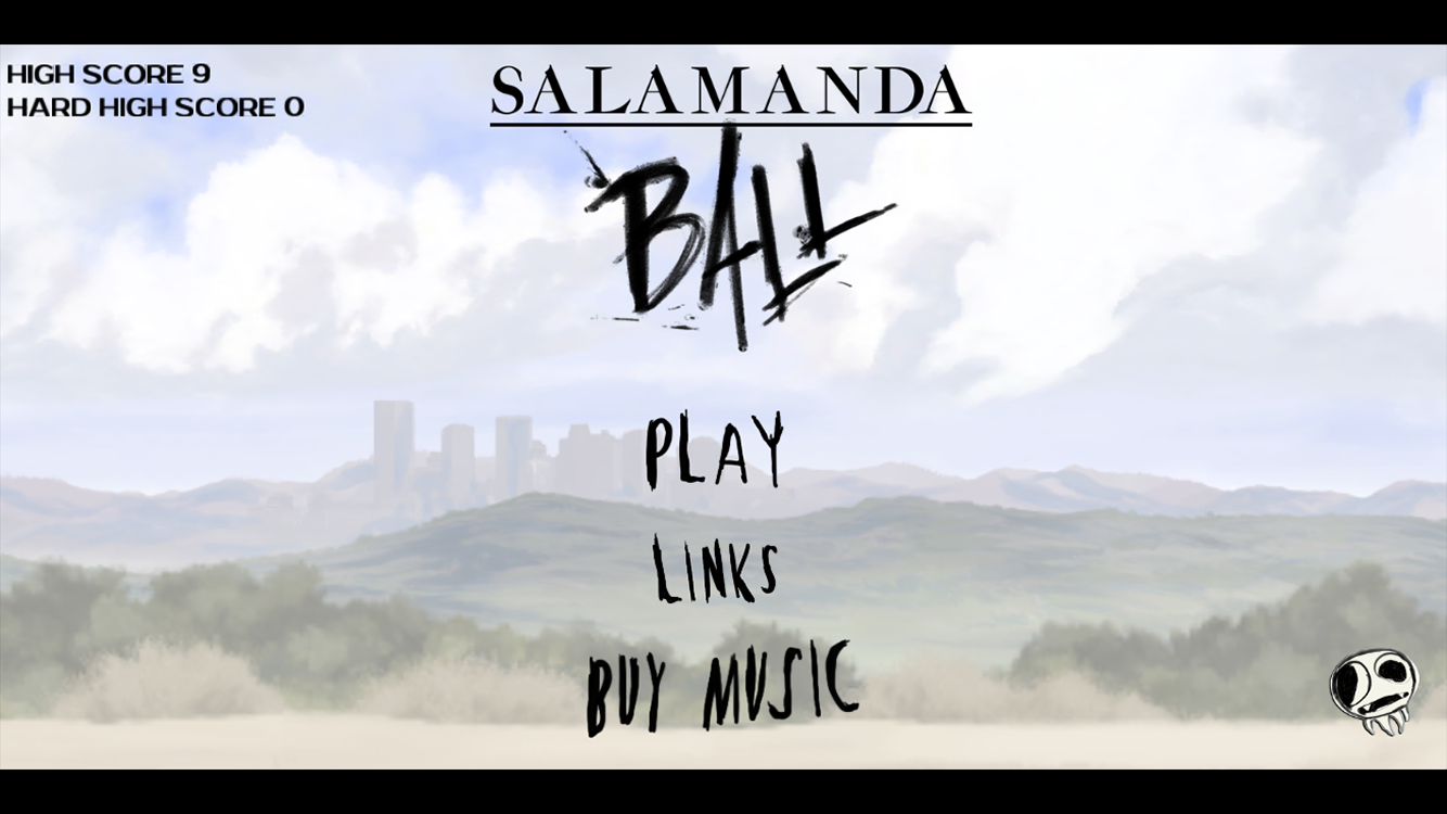 Salamanda Ball- screenshot