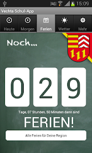 Vechta Schul-App- screenshot thumbnail
