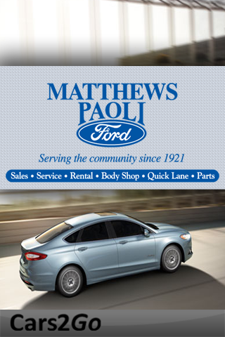 Matthews Paoli Ford