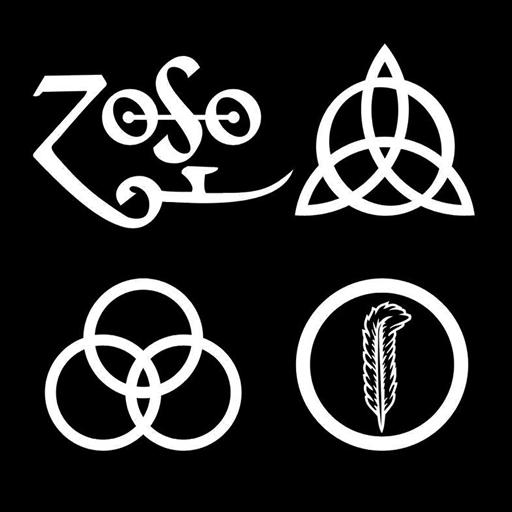 Hangman Led Zeppelin Trivia LOGO-APP點子