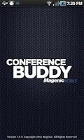 Screenshot of ConferenceBuddy