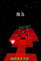 Screenshot of Hyperspace