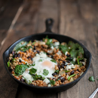 Chipotle Black Bean and Rice Skillet