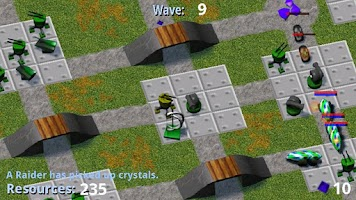 Screenshot of Tower Raiders FREE