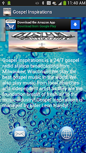 Gospel Inspirations - screenshot thumbnail