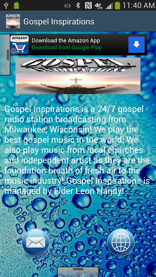 Gospel Inspirations - screenshot