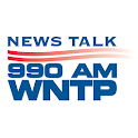 NewsTalk 990AM WNTP logo