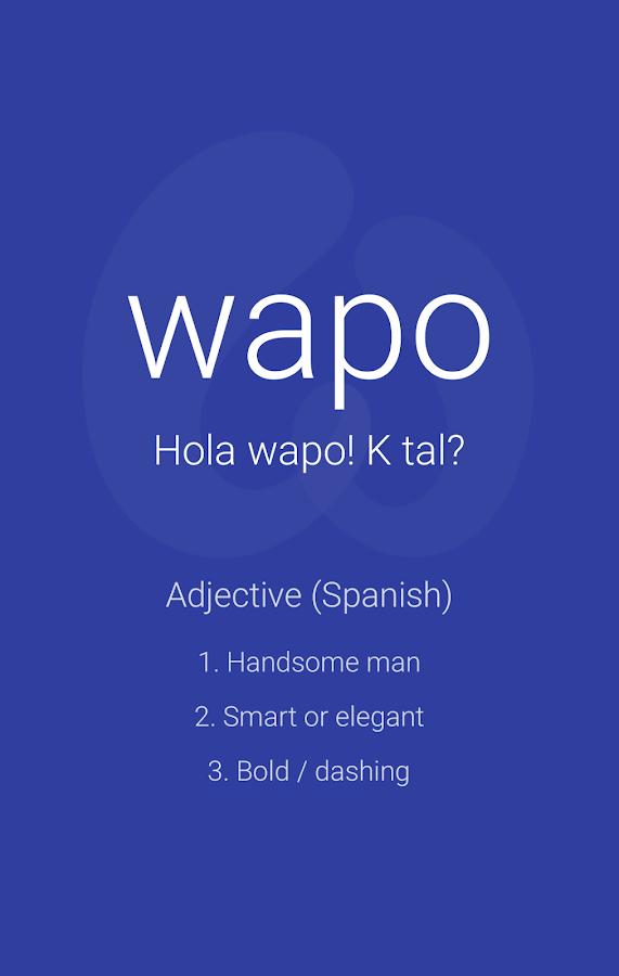 Wapo - Gay Dating - screenshot
