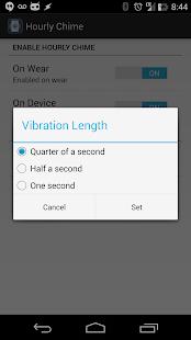 玩生產應用App|Hourly Chime for Wear免費|APP試玩