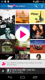 blinkbox music 12M+ Free Songs - screenshot thumbnail