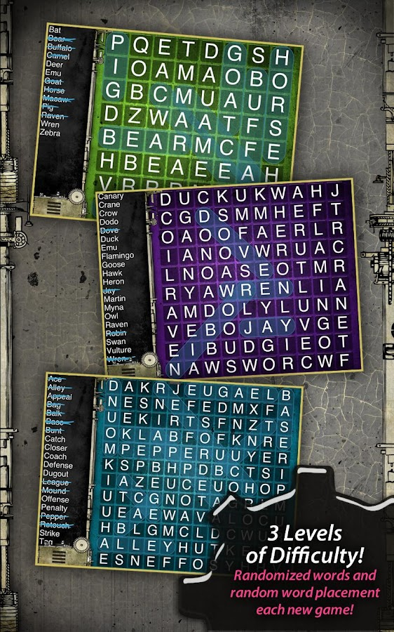 Word Hunt - Word Search - screenshot