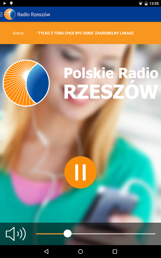 Radio Rzeszów- screenshot