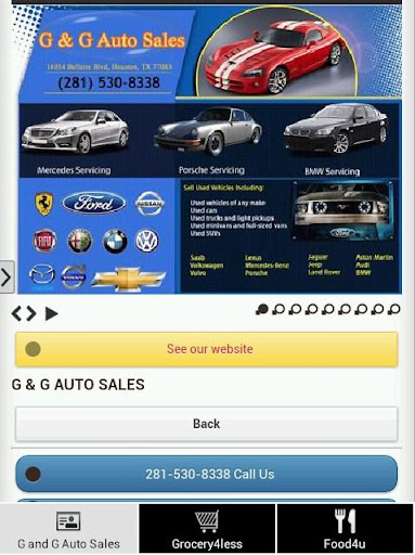 G and G Auto Sales