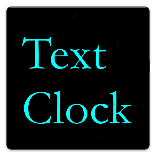 Text Clock Live Wallpaper 個人化 App LOGO-APP開箱王