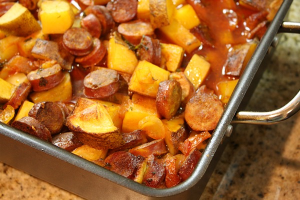 Portuguese Roasted Potatoes Recipe